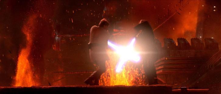 Obiwan vs  Anakin
