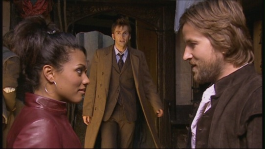 'Some bloke' even got a Doctor Who episode.