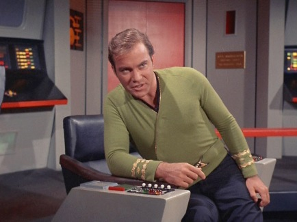 """Mr...Sulu...go...that...direction...I think...there is...an...acting school..."""